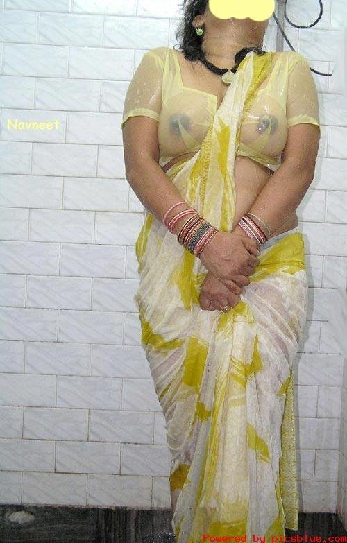 saree auntys big ass