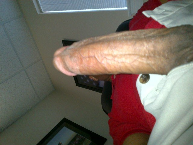 8 Inch Thick Cock