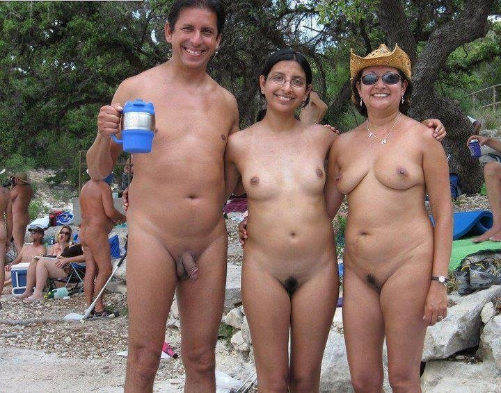 family india nude