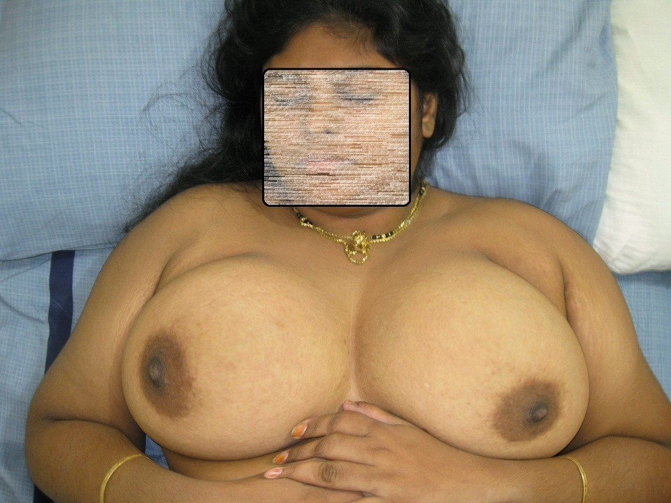 Big boobs tamil aunty nude