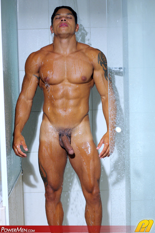 Erotic muscle naked mexican