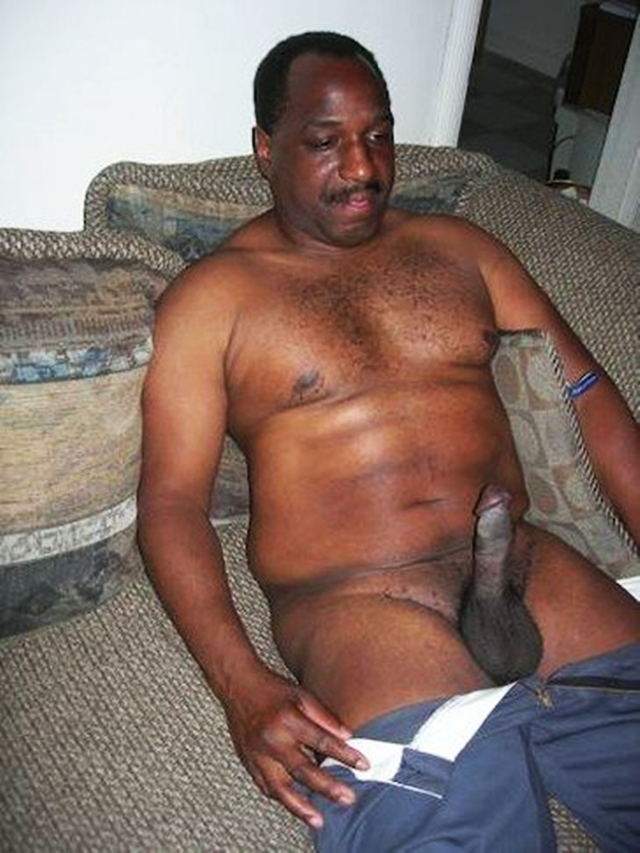Fat Chubby Black Males