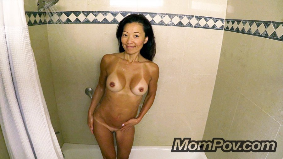 Sexy Asian Milf Gets Fucked