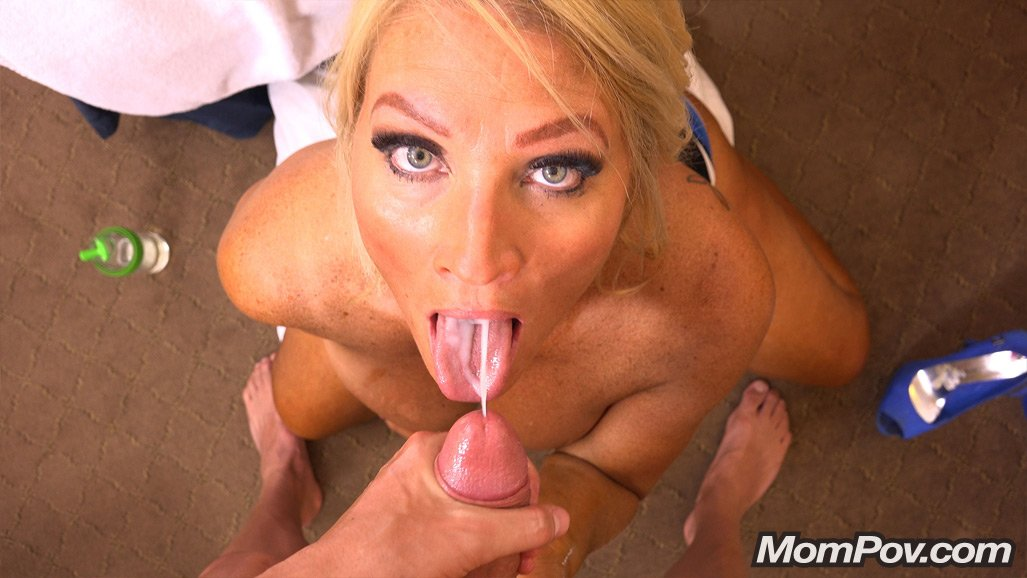 Latina maid doing what her boss wants - 3 part 5