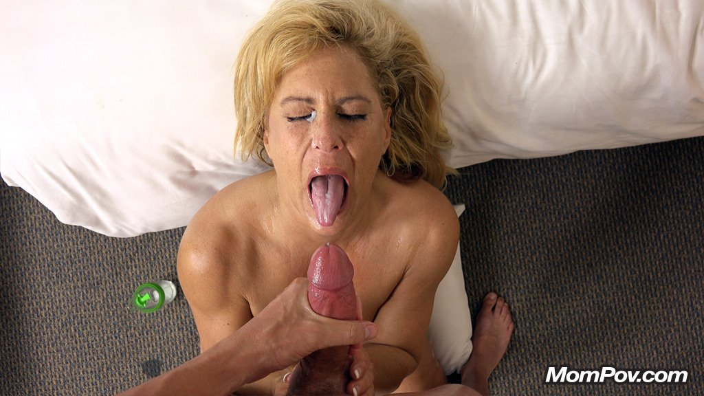 40 yr milf perfect shaved - 3 part 1