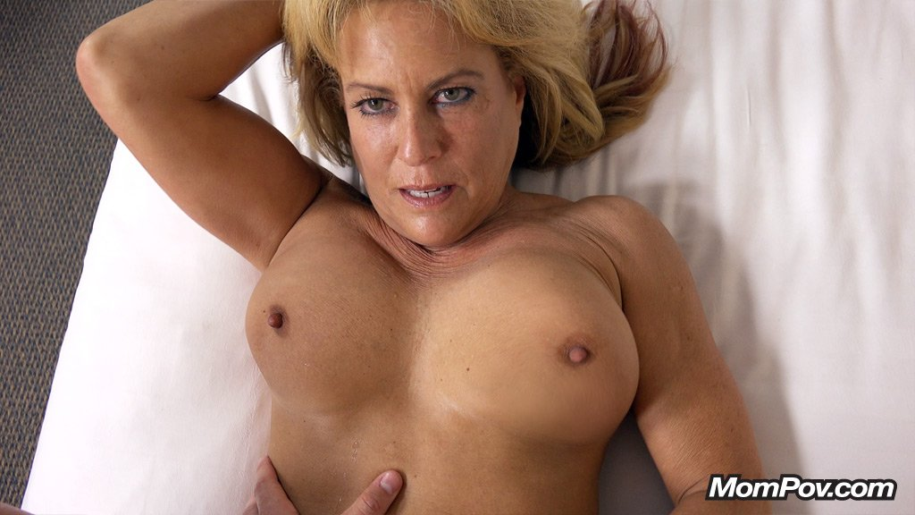 Cougar pov sex