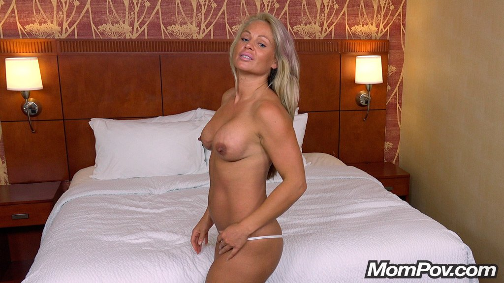 38 Year Old Hard Body Milfs First Porn Part 2, Photo Album By Mom Pov -7871
