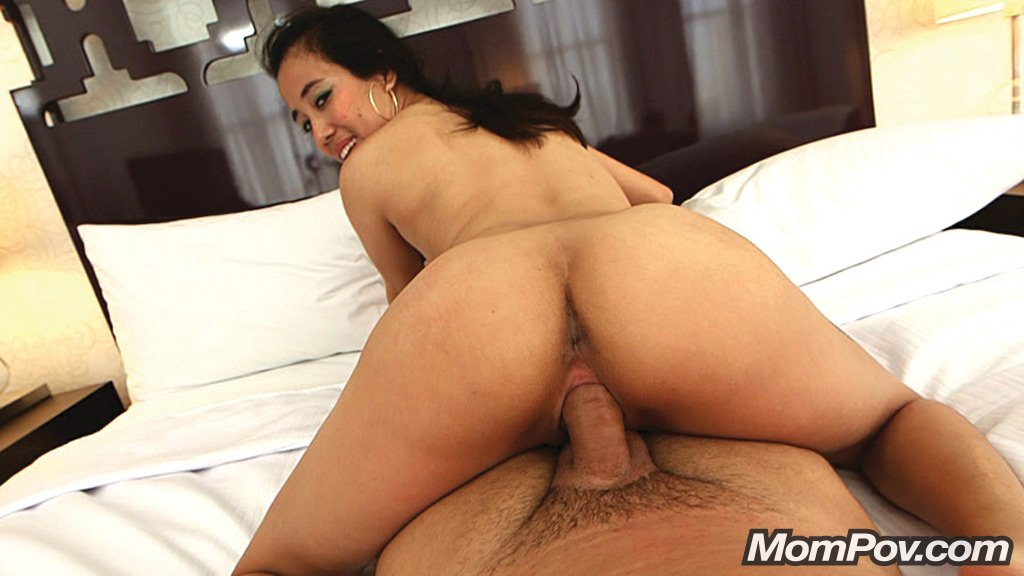 Anal savannah asian milf