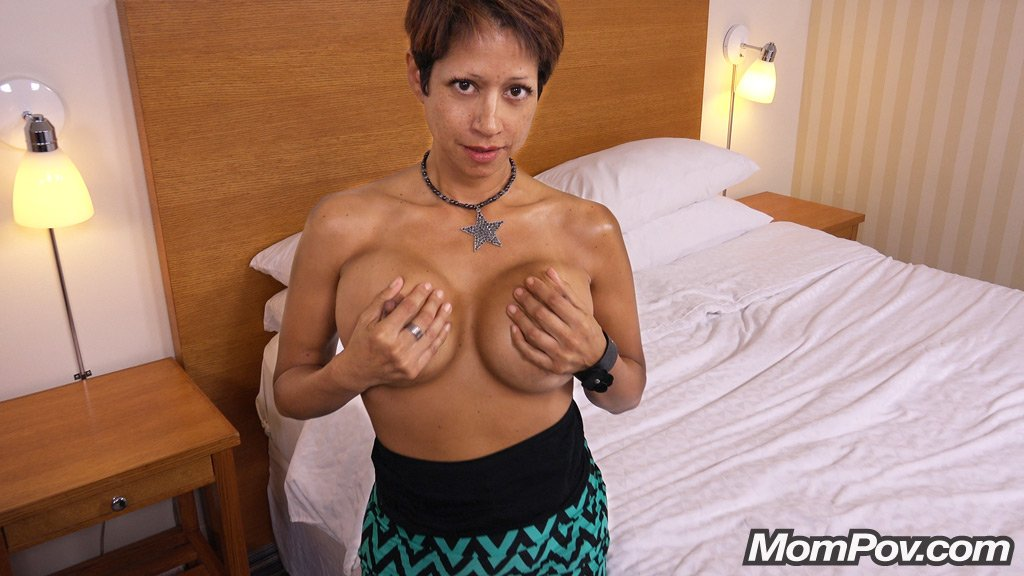 Big Tit Milf Riding Pov