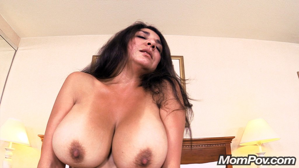 Huge tits mom video-6331