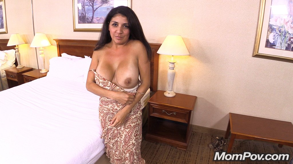 Old latina tits