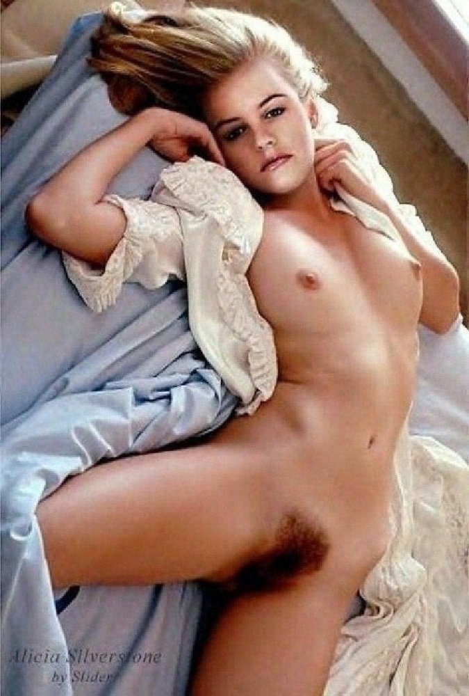 Alicia silverstone real nudes — img 2