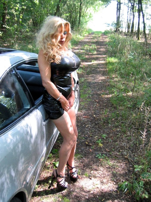 Blonde hooker fucked in car english subs - 2 part 9
