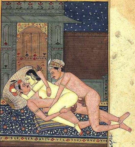 понимал почему порно видео в древней индии дура стояла рядом
