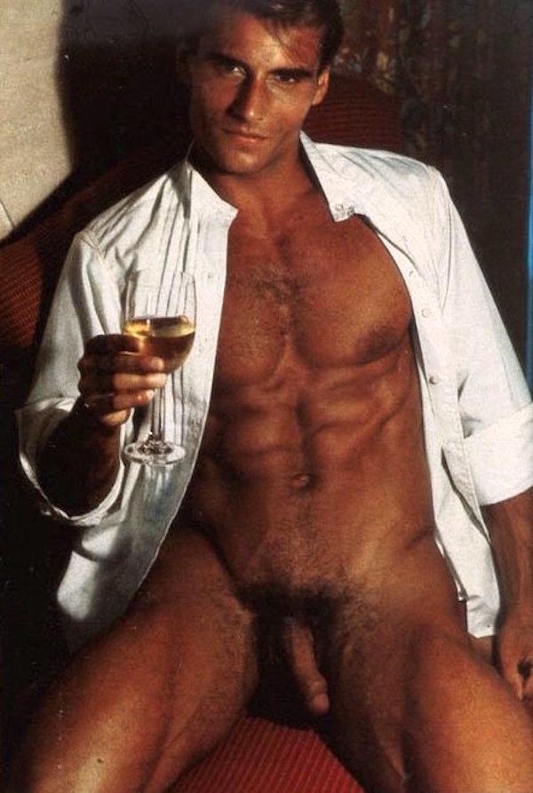 Francois Papillon Gay Porn Star