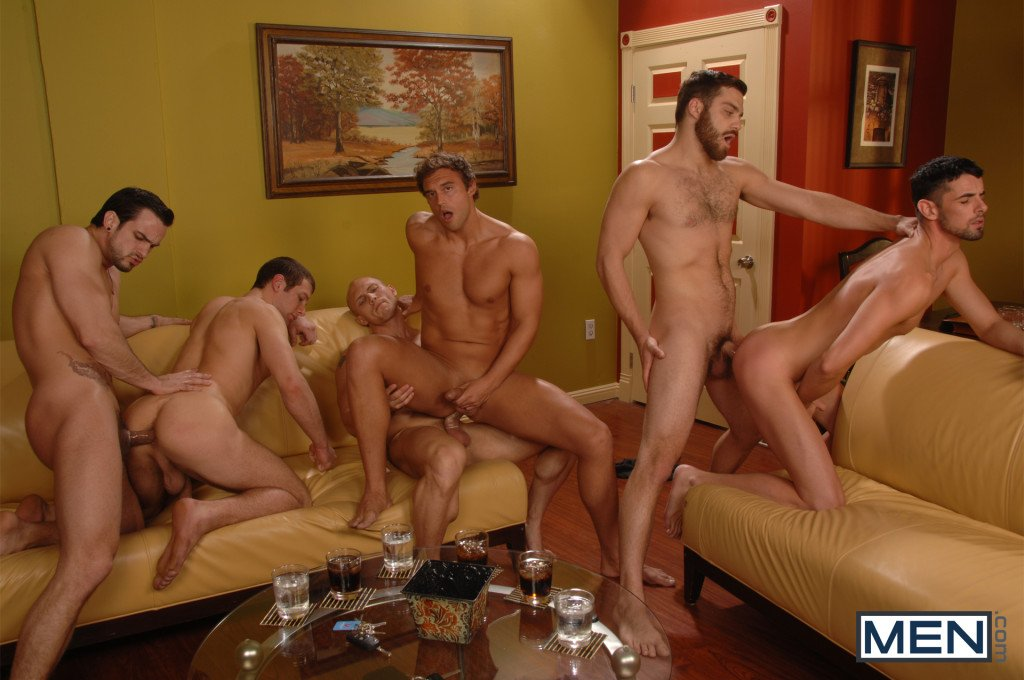 Gay picture demon orgy