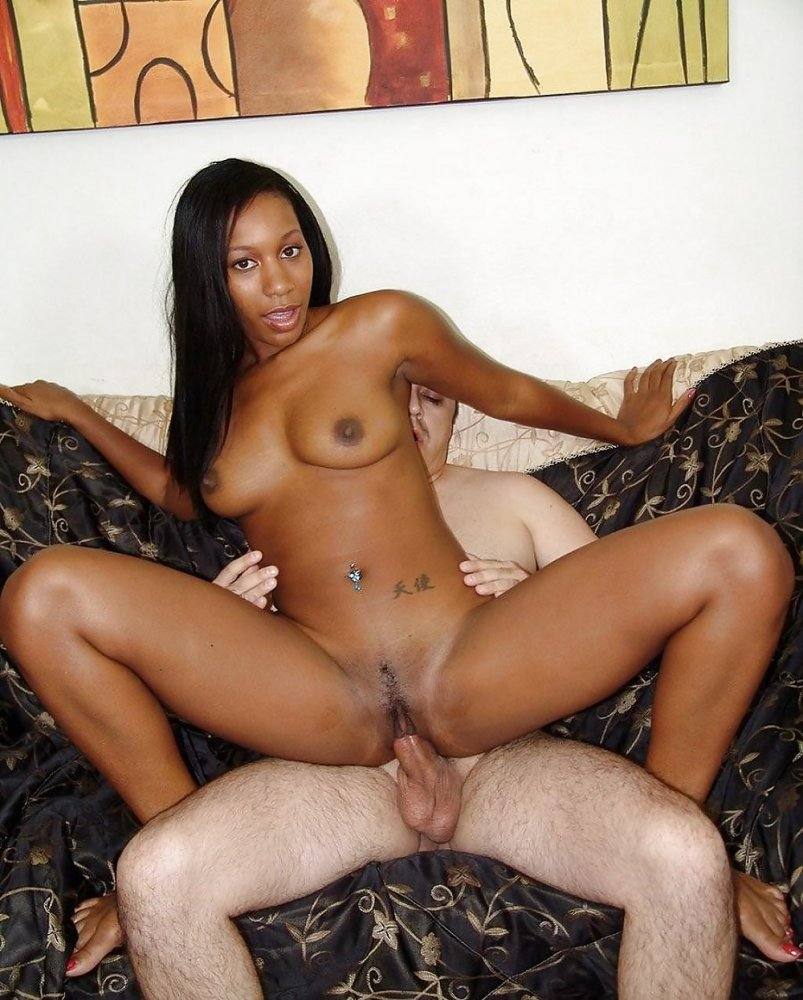 Black model fucked