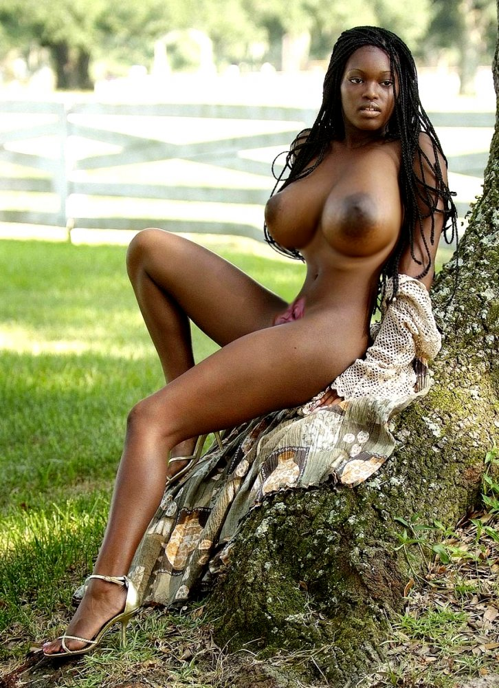 Free naked ebony women #11