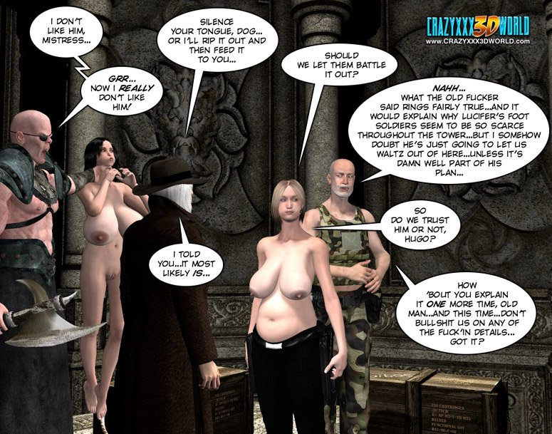3d comic langsuir chronicles episode 16 7