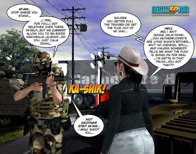 3d comic langsuir chronicles episode 16 3