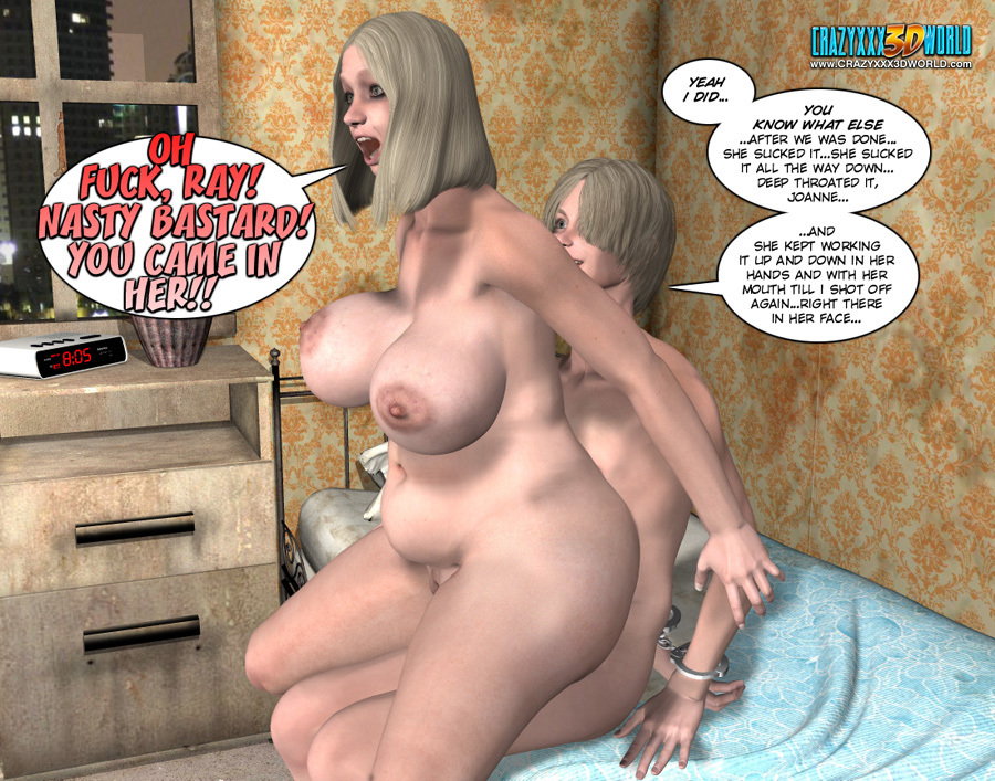 3d comic the chaperone episodes 108109 6