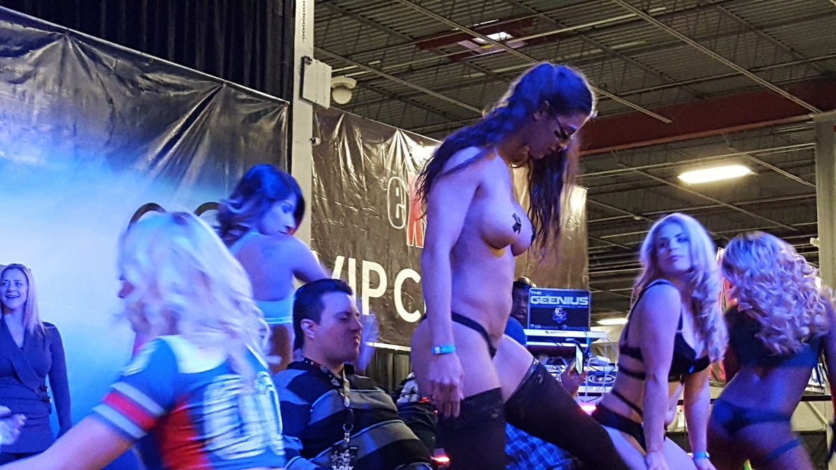 Exxxotica adult expo brings sexy back to edison