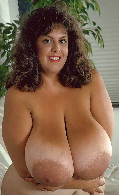 Mature heavy hangers tits