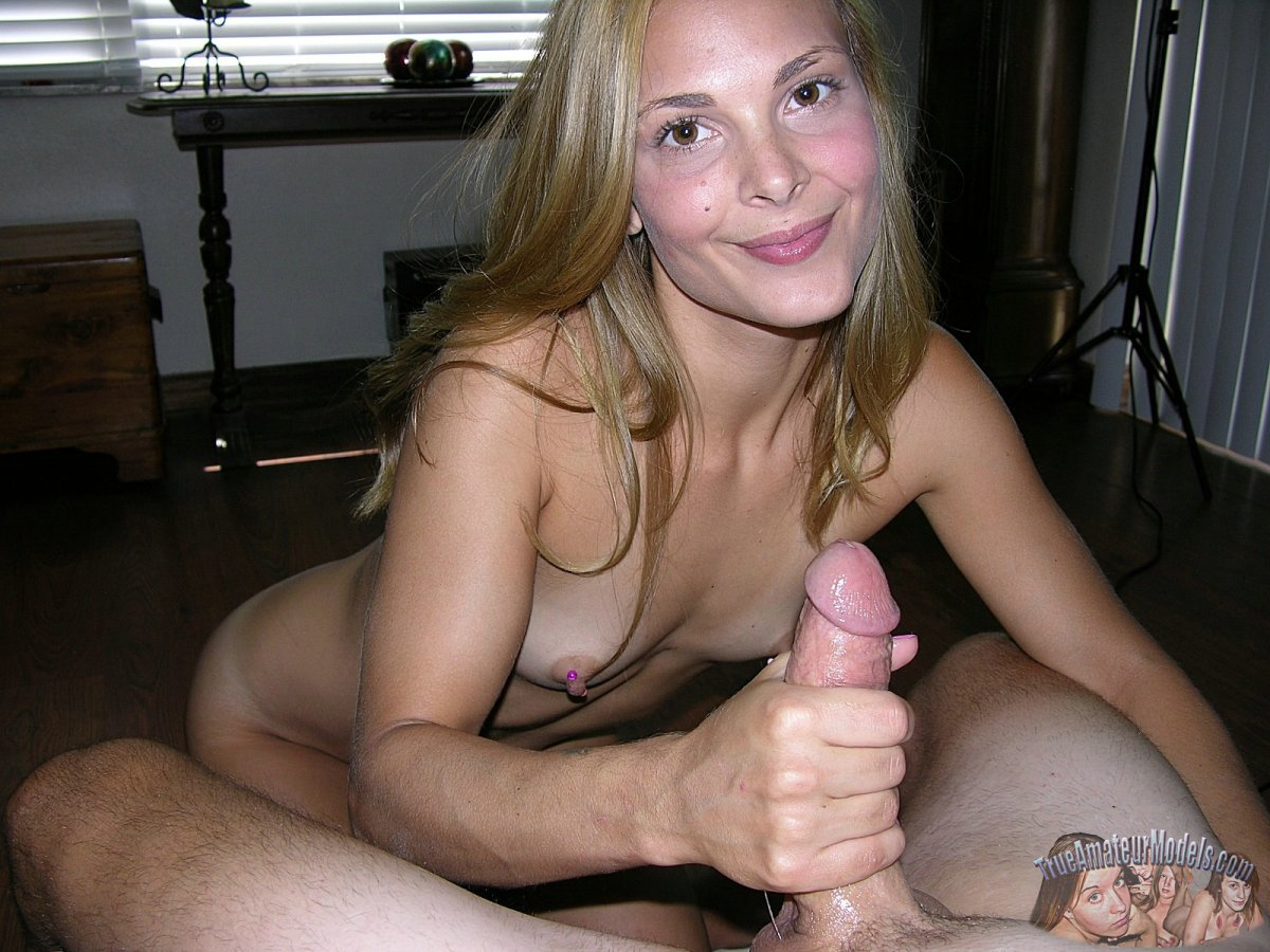 Blonde Handjob Porn - Jenny Jett And Ray Edwards, Photo -1427