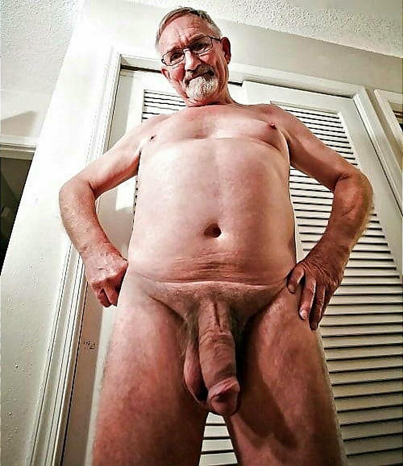 Naked pics of grandads — img 3