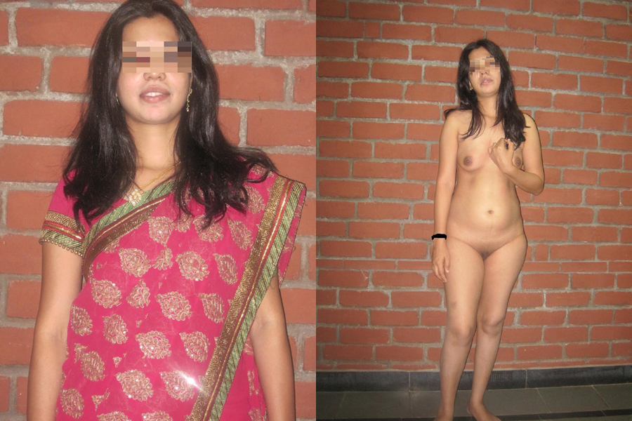 Indian real girls topless without dress