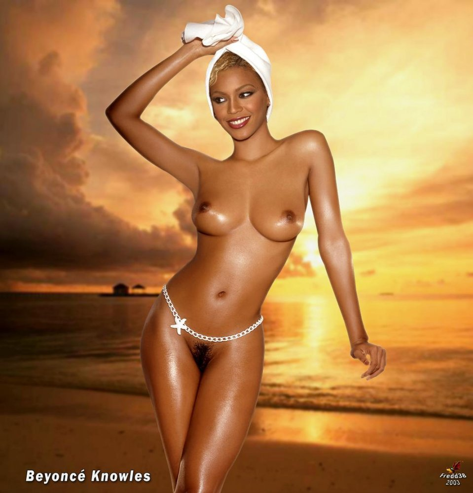Beyonce fully naked — img 5