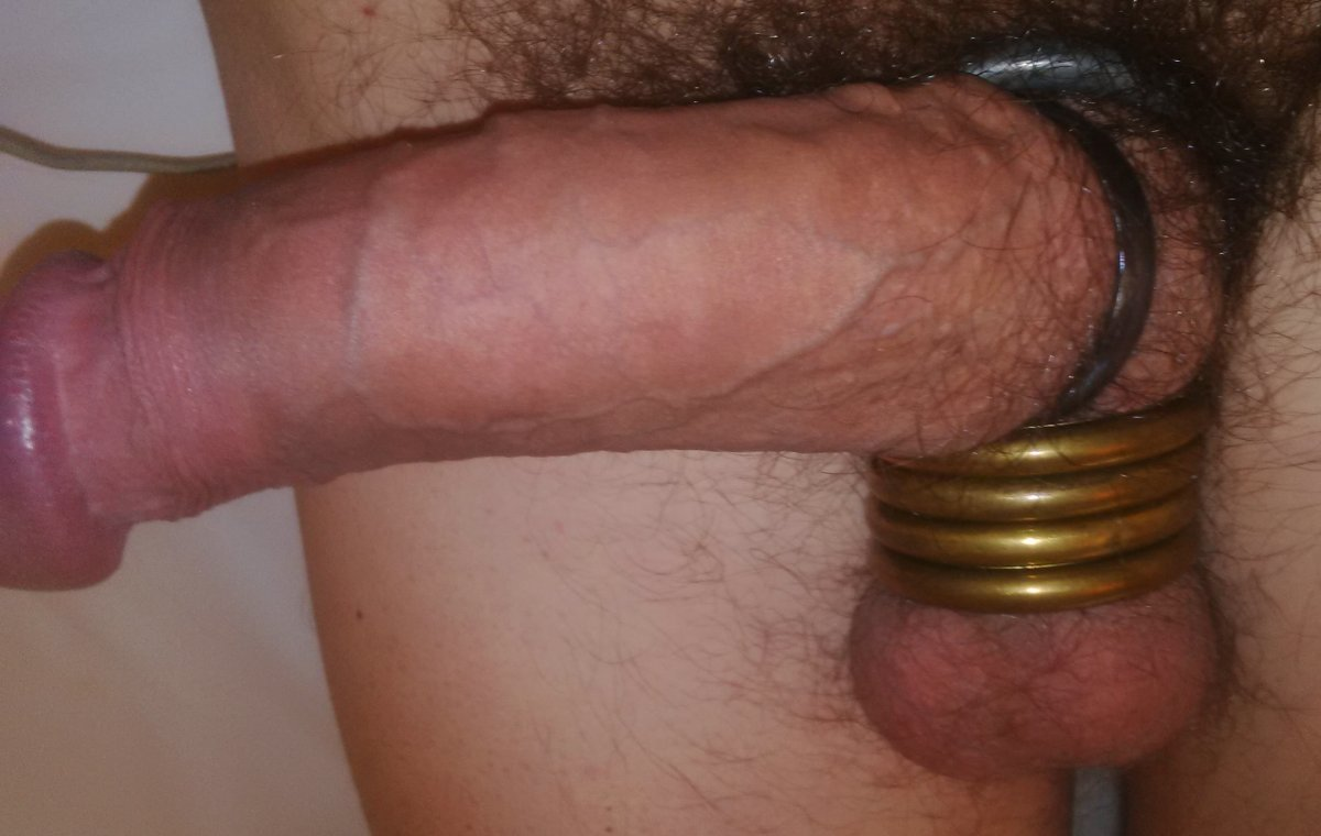 Lord of the cock rings