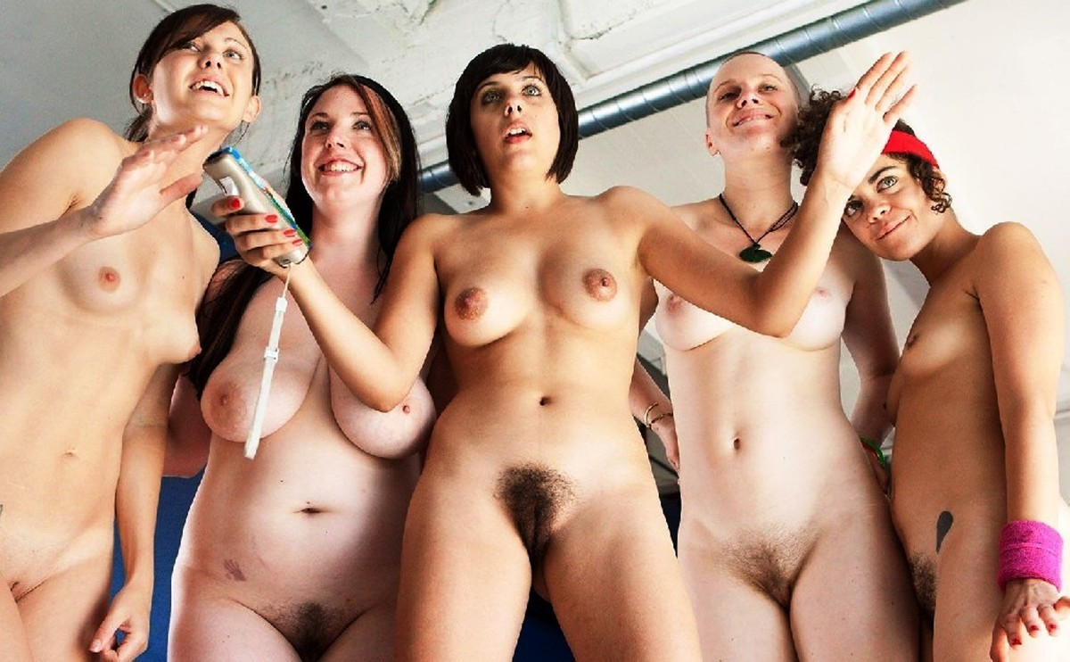 Groups of naked women abbywinters