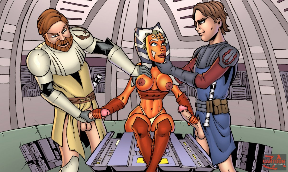 Star wars the clone wars sex pic — img 4