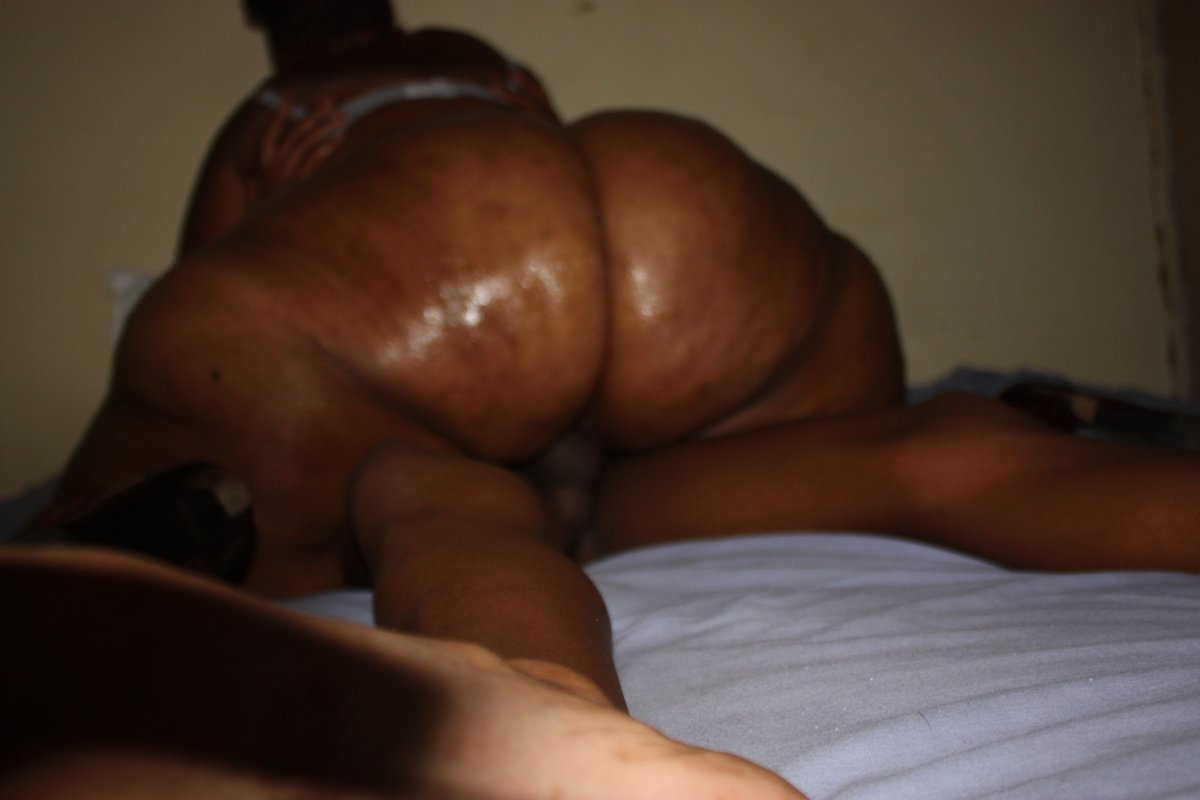 Ebony African Big Booty