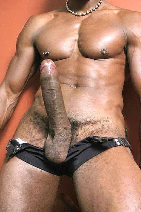 Черные парни с огромными хуями фото