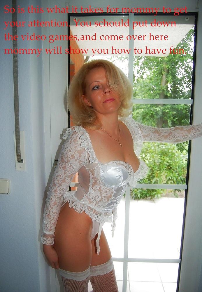 Milf captions taboo porn