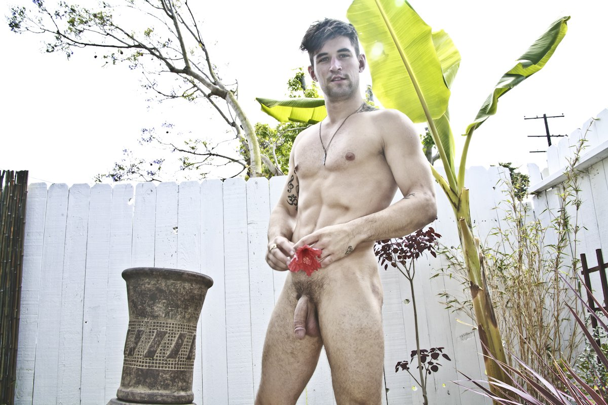 Benjamin godfre naked