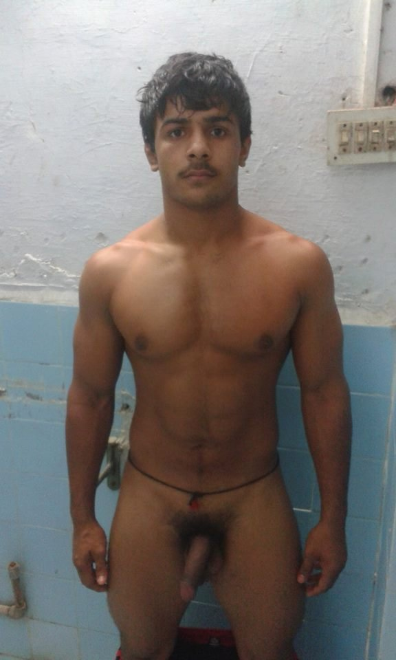 sexy indian guy naked