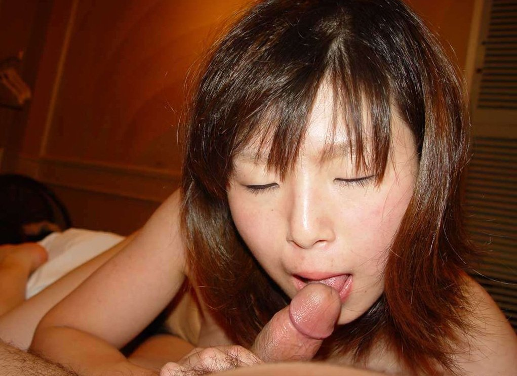 Asian pussy loves cock think, that you