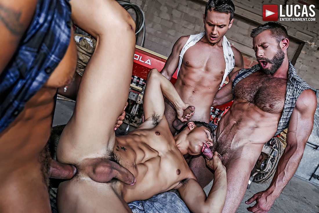 Hot picture weekend muscle orgy glands expelled