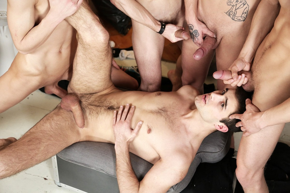Twink hardcore xxx fuck brutal — photo 10