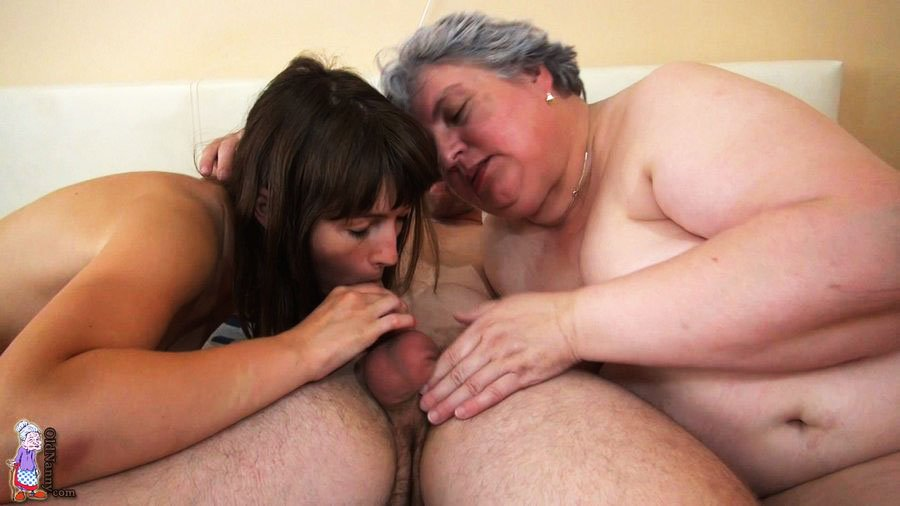 Old couple home made sex