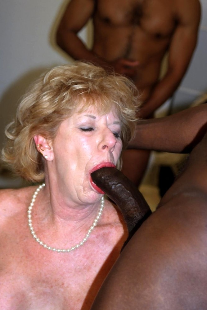 Grannies sucking black cock, full length porn videos gifs
