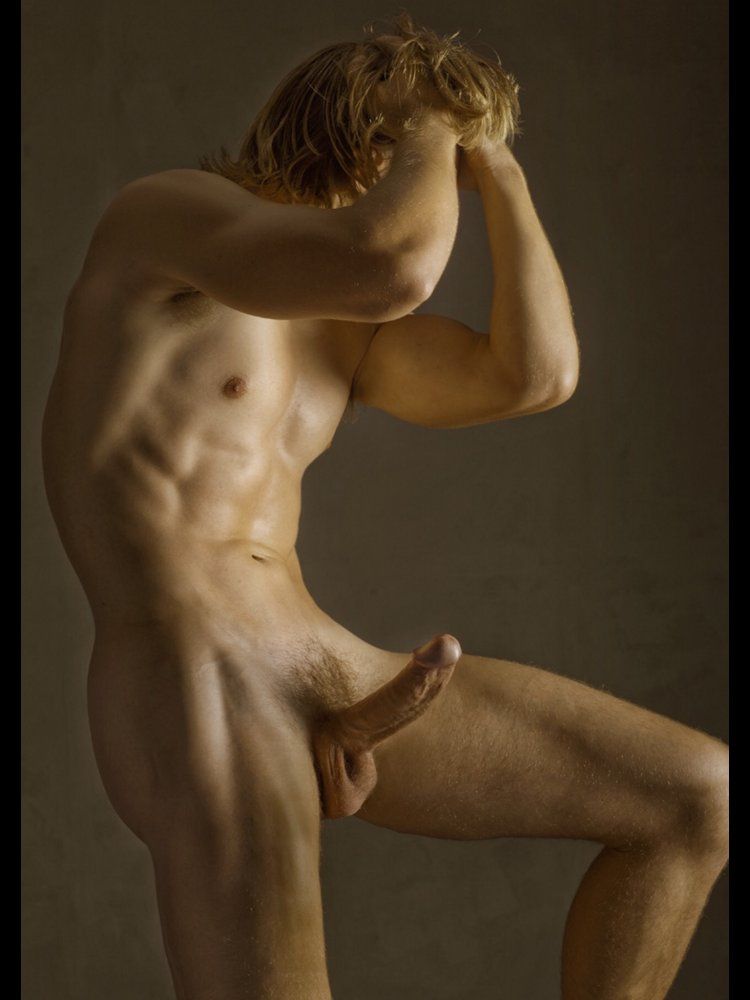 Hard male nude body gallery