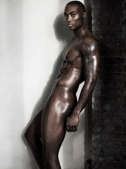 Honor black man naked pics