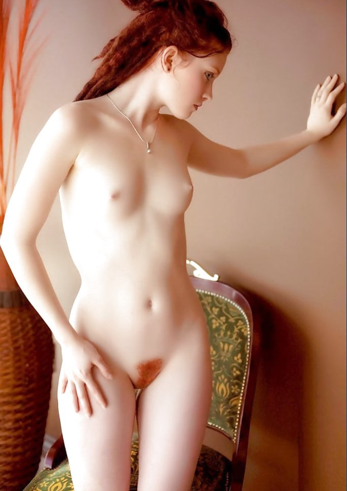 photograph Headed wife nude red