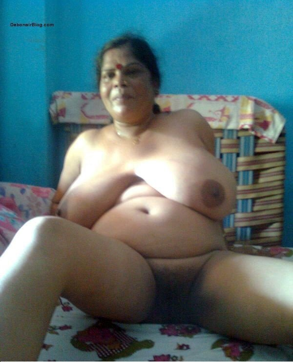 Indian fat nude aunties 3