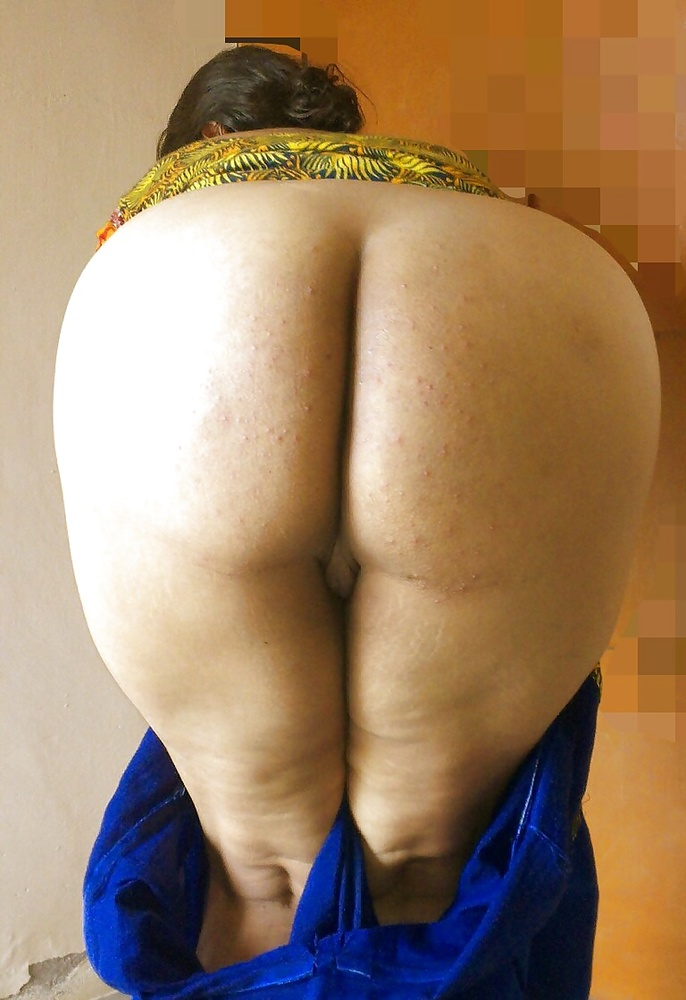 Biggest indian ass, pale hairy pussy