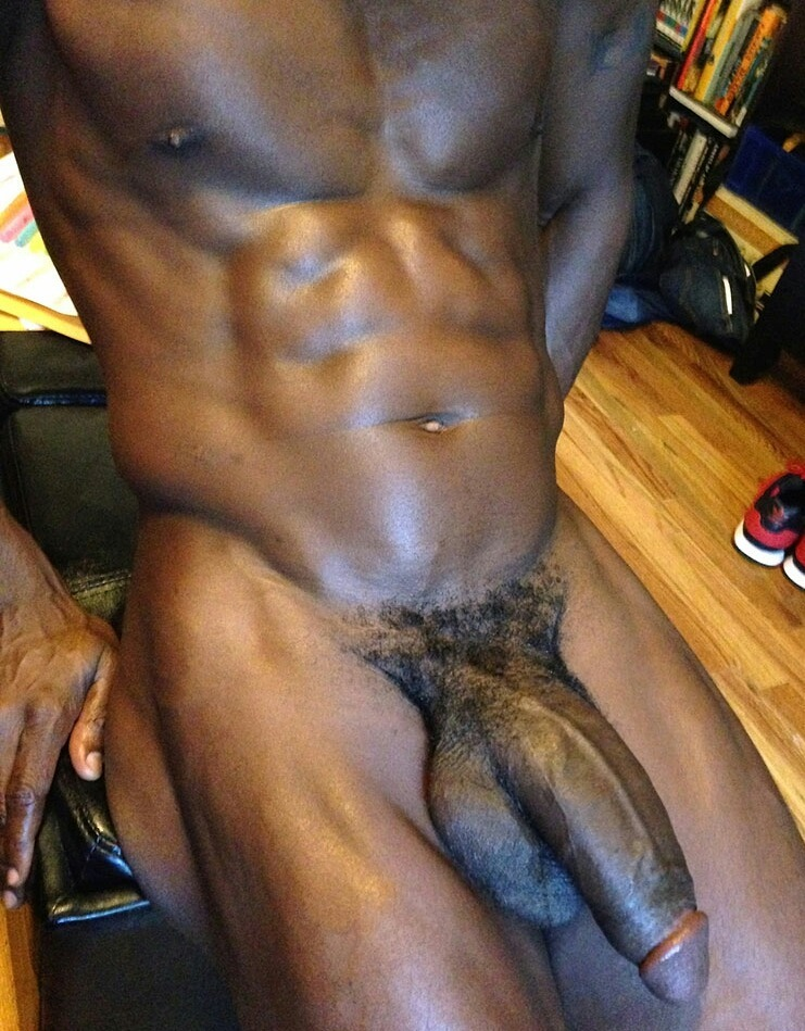 Naked black cocks